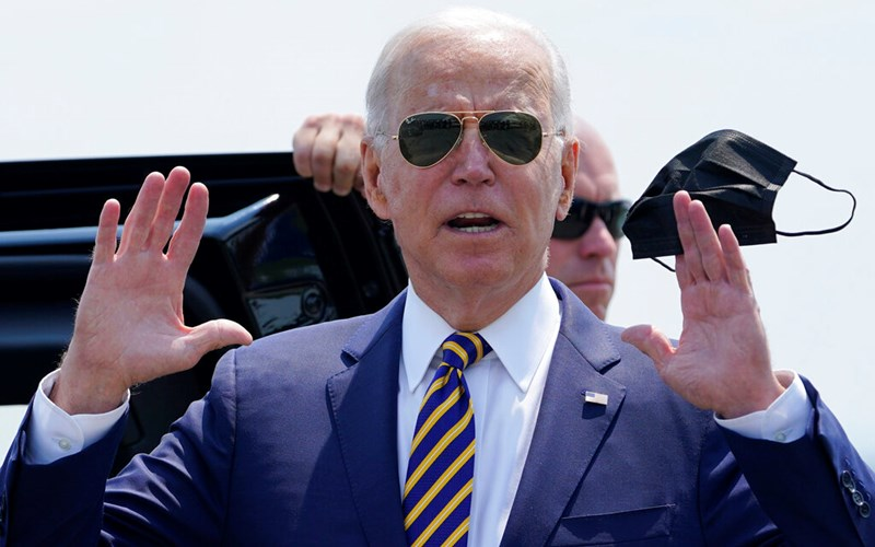The only war Biden is willing to fight is his war on reality